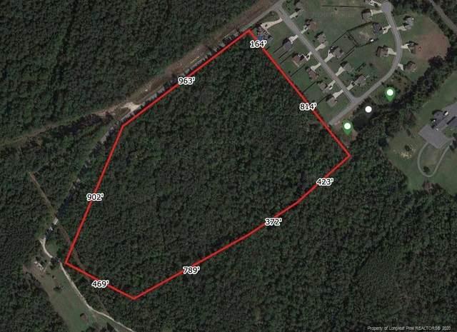 Creeksville Church Road, Spring Lake, NC 28390 (MLS #637884) :: Premier Team of Litchfield Realty