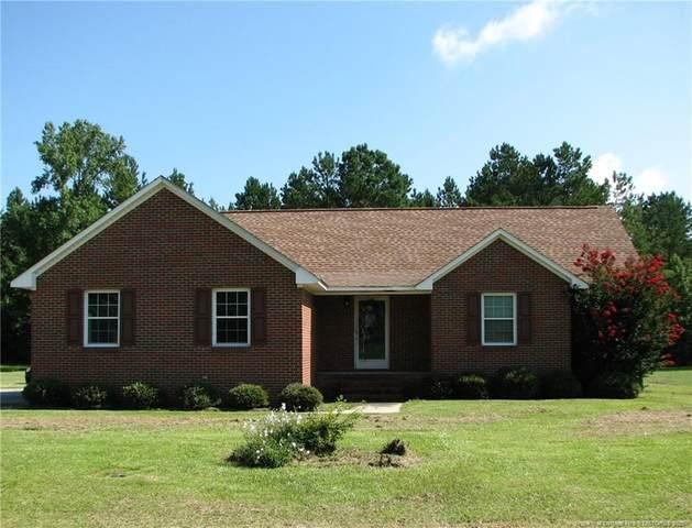 35 Oakwood Heights Drive, Lumberton, NC 28358 (MLS #637885) :: Freedom & Family Realty