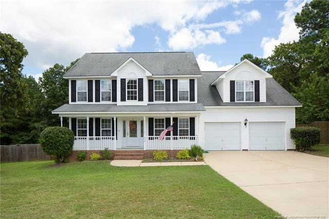 394 Crystal Spring Drive, Sanford, NC 27332 (MLS #637886) :: Weichert Realtors, On-Site Associates