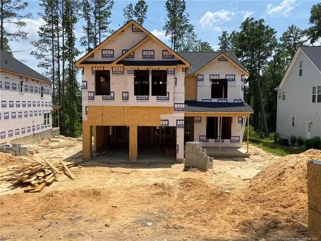 116 Falls Creek Drive, Spring Lake, NC 28390 (MLS #637892) :: Weichert Realtors, On-Site Associates