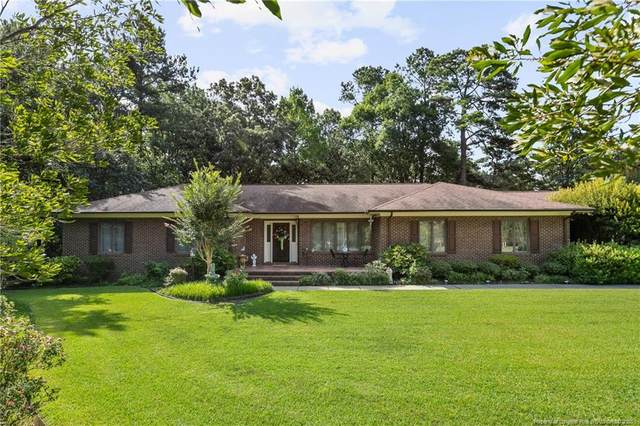 405 Murray Hill Road, Fayetteville, NC 28303 (MLS #637926) :: The Signature Group Realty Team