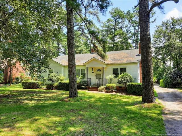 2705 Rosser Road, Sanford, NC 27332 (MLS #637932) :: The Signature Group Realty Team