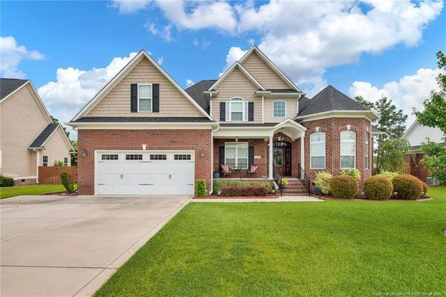 7257 Mariners Landing Drive, Fayetteville, NC 28306 (MLS #637970) :: The Signature Group Realty Team