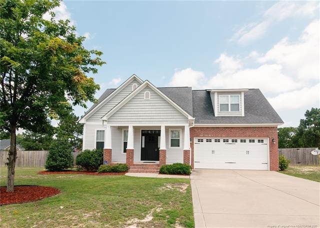 149 Castlerock Drive, Sanford, NC 27332 (MLS #637982) :: The Signature Group Realty Team