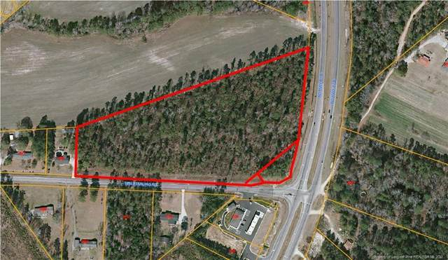 Hwy 87 South, Fayetteville, NC 28306 (MLS #637993) :: The Signature Group Realty Team