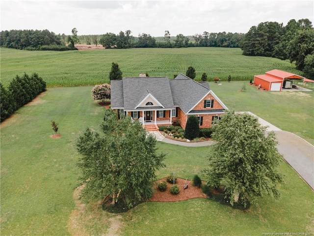 7795 Barker Ten Mile Road, St. Pauls, NC 28384 (MLS #637998) :: The Signature Group Realty Team