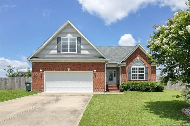 1303 Ritchie Court, Fayetteville, NC 28314 (MLS #638022) :: The Signature Group Realty Team