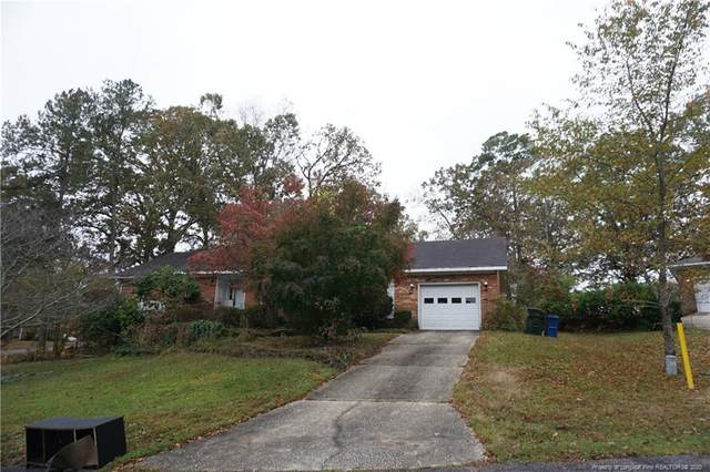 611 Danforth Place, Fayetteville, NC 28303 (MLS #638040) :: The Signature Group Realty Team
