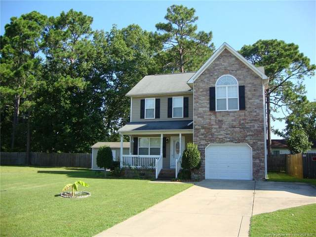 1607 Silver Ridge Court, Fayetteville, NC 28304 (MLS #638051) :: The Signature Group Realty Team