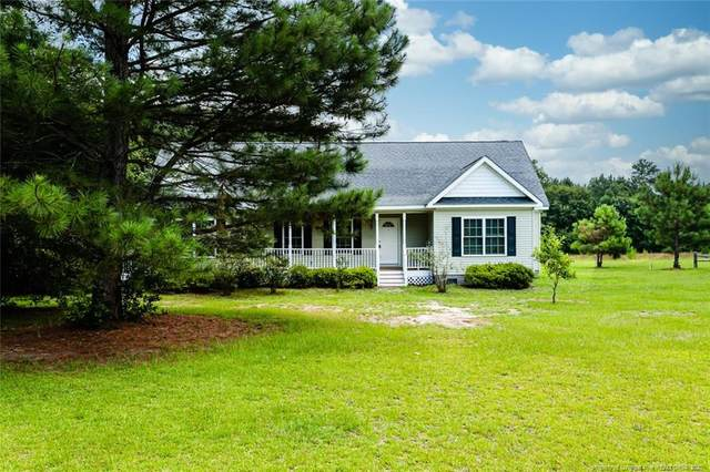 1475 L Cooper Road, Cameron, NC 28326 (MLS #638130) :: The Signature Group Realty Team