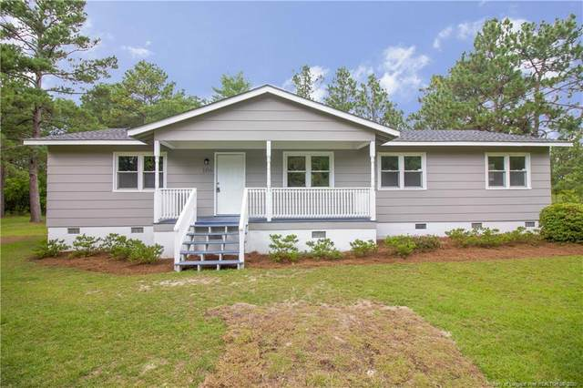 106 Buena Vista Drive, Aberdeen, NC 28315 (MLS #638138) :: The Signature Group Realty Team
