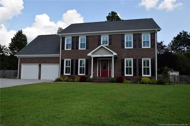 3501 Birkdale Court, Fayetteville, NC 28303 (MLS #638191) :: The Signature Group Realty Team