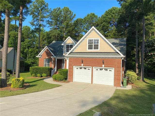 125 Falling Water Road, Spring Lake, NC 28390 (MLS #638235) :: The Signature Group Realty Team