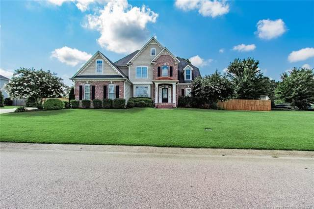 7210 Mariners Landing Drive, Fayetteville, NC 28306 (MLS #638281) :: The Signature Group Realty Team