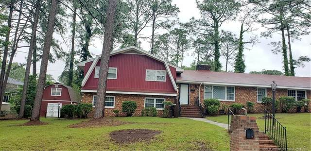 2414 Elmhurst Drive, Fayetteville, NC 28304 (MLS #638283) :: The Signature Group Realty Team