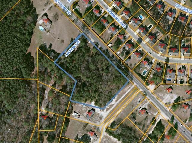 7515 Stoney Point Road, Fayetteville, NC 28306 (MLS #638338) :: Moving Forward Real Estate