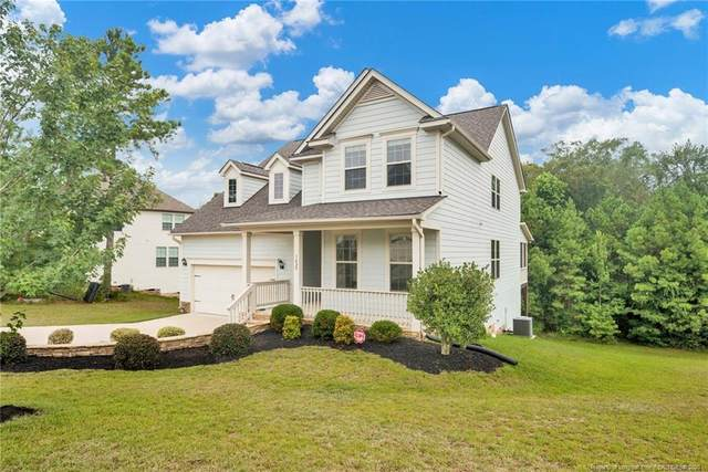 1429 Vergeland Drive, Hope Mills, NC 28348 (MLS #638353) :: The Signature Group Realty Team