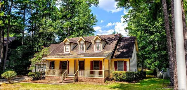 436 Oakgrove Drive, Fayetteville, NC 28314 (MLS #638363) :: The Signature Group Realty Team
