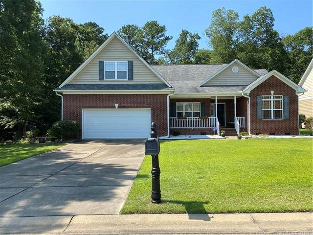 6021 Kindley Drive, Fayetteville, NC 28311 (MLS #638371) :: The Signature Group Realty Team