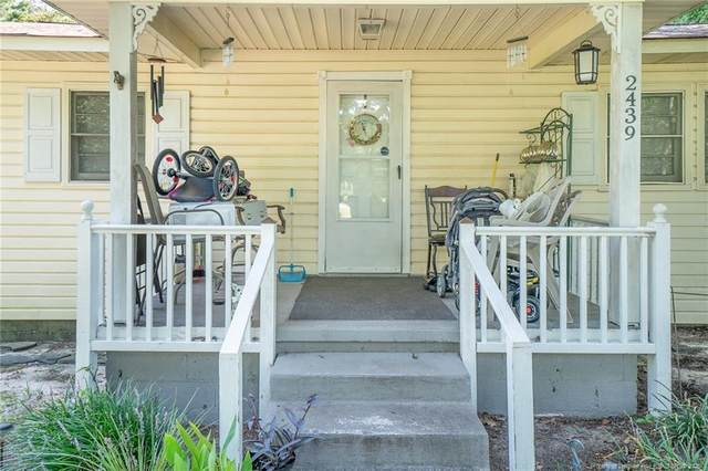 2439 Applebury Lane, Fayetteville, NC 28306 (MLS #638408) :: The Signature Group Realty Team