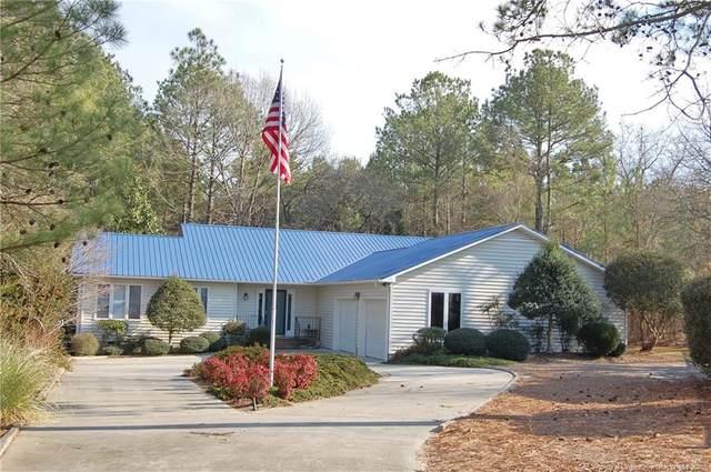 609 Dove Court, Vass, NC 28394 (MLS #638417) :: Freedom & Family Realty