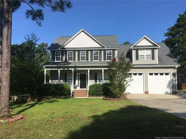 38 Lone Pine Trail, Sanford, NC 27332 (MLS #638437) :: Weichert Realtors, On-Site Associates