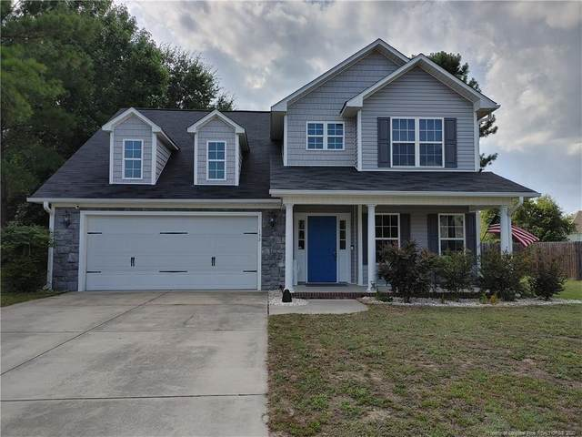 152 Emma Court, Linden, NC 28356 (MLS #638449) :: The Signature Group Realty Team