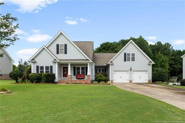 65 Gatewest Drive, Bunnlevel, NC 28323 (MLS #638451) :: The Signature Group Realty Team