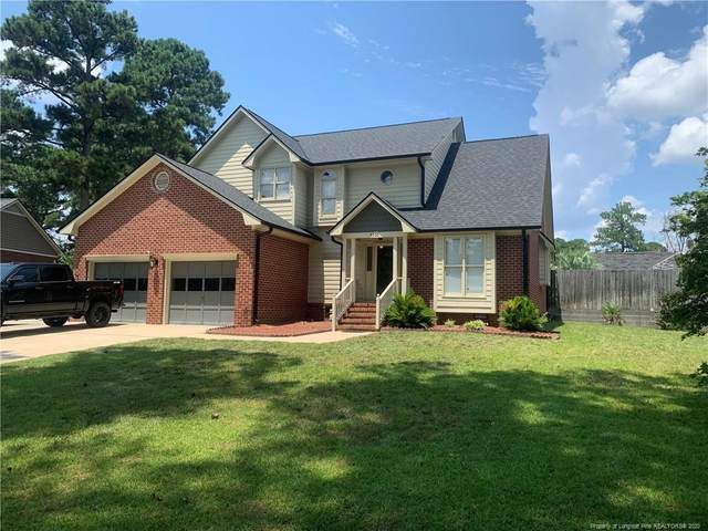 5700 Bear Creek Circle, Fayetteville, NC 28304 (MLS #638461) :: The Signature Group Realty Team