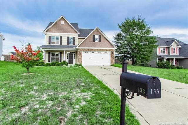 133 Lockwood Drive, Cameron, NC 28326 (MLS #638510) :: The Signature Group Realty Team