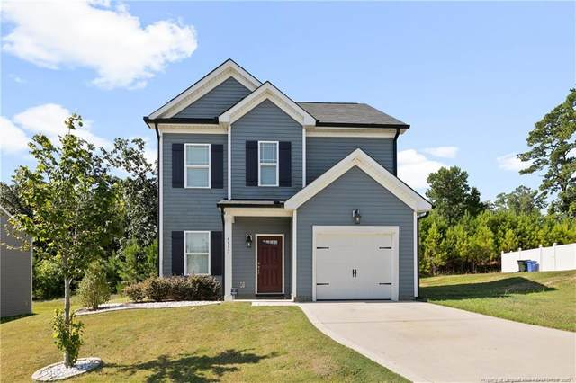 4517 Maple Crest Drive, Fayetteville, NC 28314 (MLS #638527) :: The Signature Group Realty Team