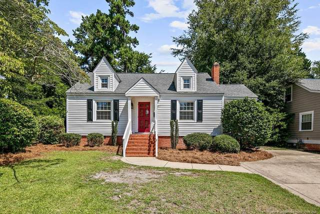 1808 Kelly Street, Fayetteville, NC 28305 (MLS #638562) :: The Signature Group Realty Team