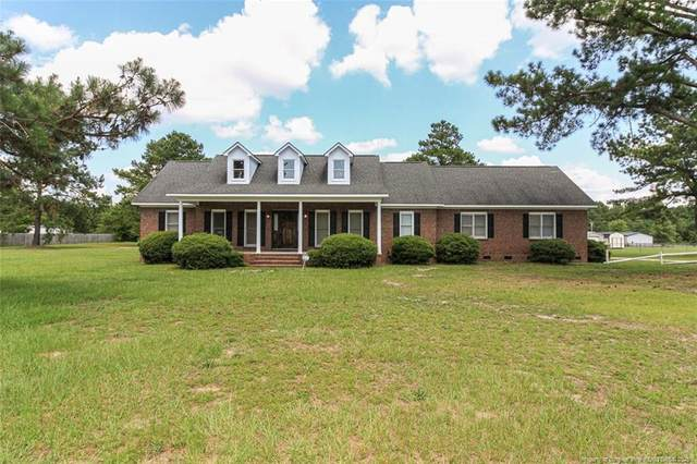 7759 Sim Canady Road, Parkton, NC 28371 (MLS #638576) :: The Signature Group Realty Team