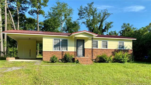 1611 Gardenia Avenue, Fayetteville, NC 28311 (MLS #638598) :: The Signature Group Realty Team