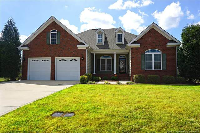 5705 Lady Way, Hope Mills, NC 28348 (MLS #638602) :: The Signature Group Realty Team
