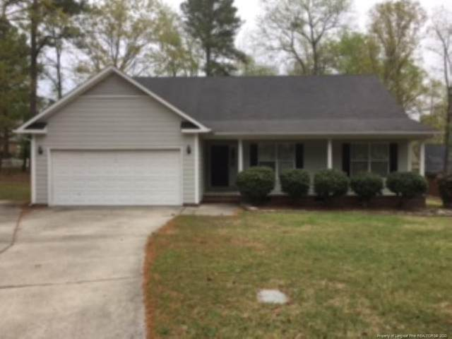 2905 Wycliffe Court, Fayetteville, NC 28306 (MLS #638613) :: Weichert Realtors, On-Site Associates