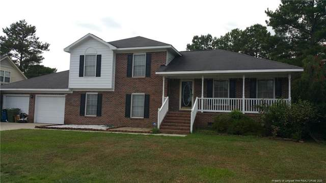 1174 Hallberry Drive, Fayetteville, NC 28314 (MLS #638633) :: The Signature Group Realty Team