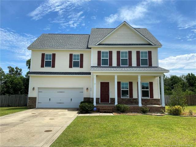 229 Red Oak Court, Raeford, NC 28376 (MLS #638655) :: The Signature Group Realty Team