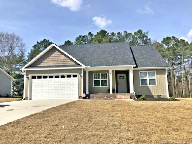 2690 Meadow View Lane, Sanford, NC 27332 (MLS #638658) :: The Signature Group Realty Team