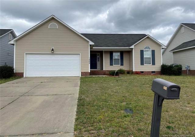 1468 Aultroy Drive, Fayetteville, NC 28306 (MLS #638680) :: The Signature Group Realty Team