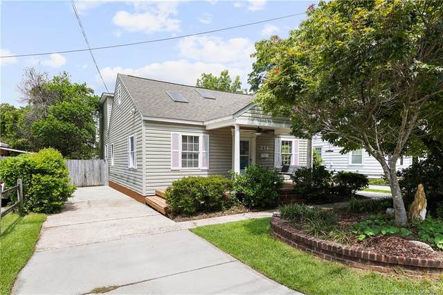 214 Pinecrest Drive, Fayetteville, NC 28305 (MLS #638688) :: The Signature Group Realty Team