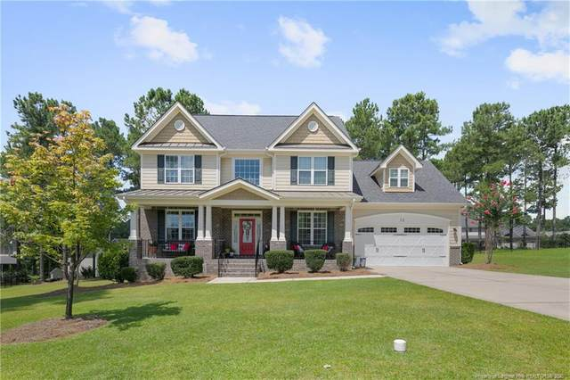 72 Valley Pines Circle, Spring Lake, NC 28390 (MLS #638689) :: The Signature Group Realty Team