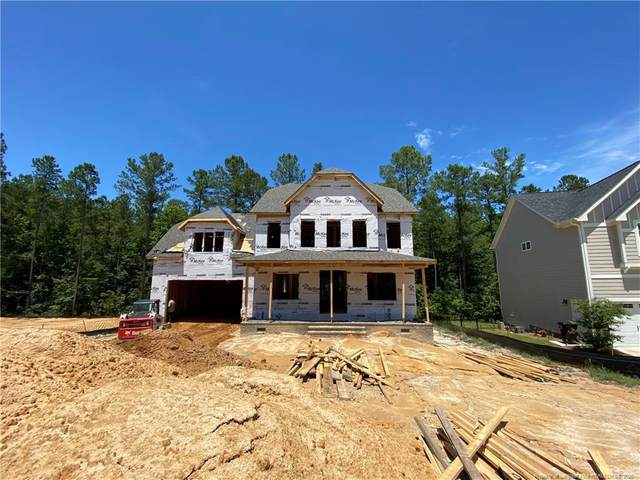 106 School Side Drive, Spring Lake, NC 28390 (MLS #638692) :: The Signature Group Realty Team