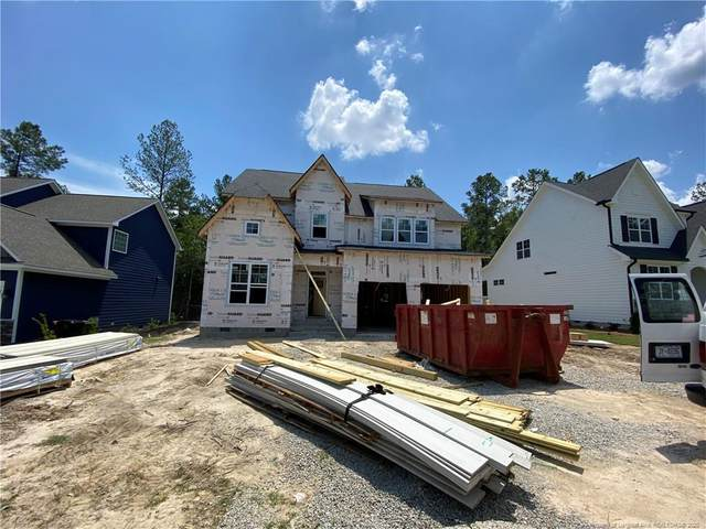 87 Education Drive, Spring Lake, NC 28390 (MLS #638693) :: The Signature Group Realty Team