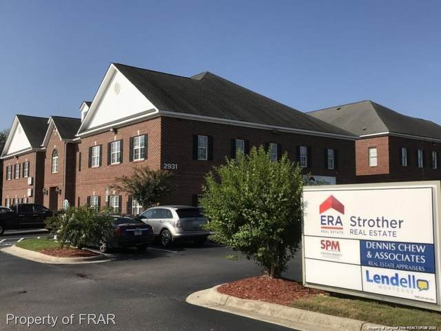 2631 Breezewood Avenue #104, Fayetteville, NC 28303 (MLS #638700) :: The Signature Group Realty Team