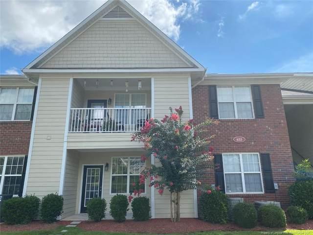 653 Brandermill Road #101, Fayetteville, NC 28314 (MLS #638715) :: Weichert Realtors, On-Site Associates