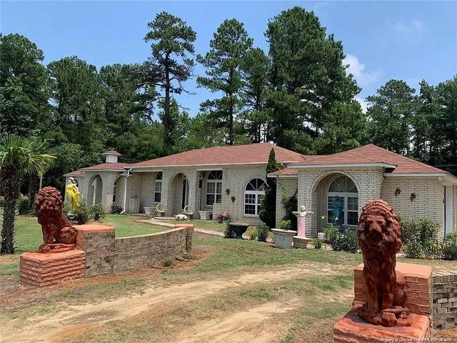 6938 Mcleod Drive, Maxton, NC 28364 (MLS #638734) :: The Signature Group Realty Team