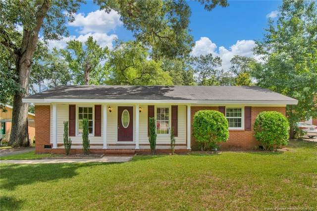 309 Milburn Drive, Fayetteville, NC 28314 (MLS #638746) :: The Signature Group Realty Team