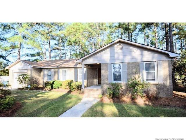 465 Lennox Drive, Fayetteville, NC 28303 (MLS #638796) :: Freedom & Family Realty