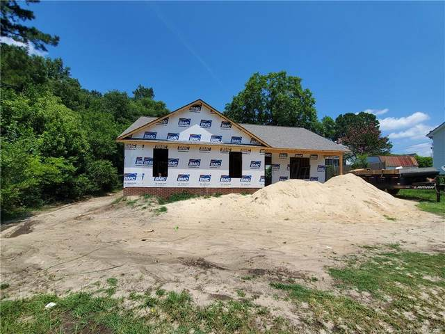 502 W J Street, Erwin, NC 28339 (MLS #638799) :: The Signature Group Realty Team